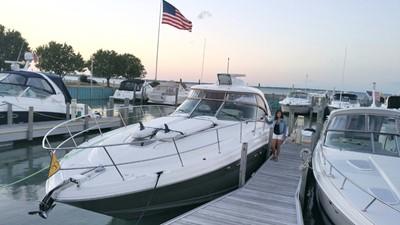 Cuttin' Edge 4 Cuttin' Edge 2005 SEA RAY 420 Sundancer Cruising Yacht Yacht MLS #254178 4