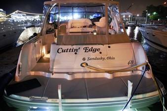 Cuttin' Edge 5 Cuttin' Edge 2005 SEA RAY 420 Sundancer Cruising Yacht Yacht MLS #254178 5