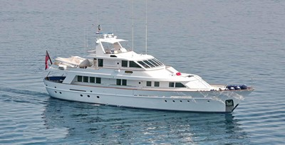 A true gentlemans yacht