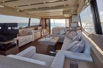 Prestige 630 Fly 6 Prestige 630 Fly 2018 JEANNEAU PRESTIGE  Cruising Yacht Yacht MLS #254210 6