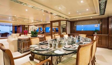 BLUE NIGHT 3 BLUE NIGHT 2000 BENETTI  Motor Yacht Yacht MLS #254250 3
