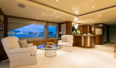 BLUE NIGHT 4 BLUE NIGHT 2000 BENETTI  Motor Yacht Yacht MLS #254250 4