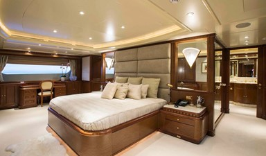 BLUE NIGHT 5 BLUE NIGHT 2000 BENETTI  Motor Yacht Yacht MLS #254250 5