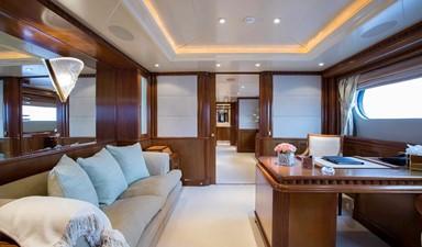 BLUE NIGHT 7 BLUE NIGHT 2000 BENETTI  Motor Yacht Yacht MLS #254250 7