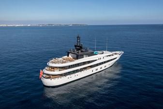 LUNA B 5 LUNA B 2005 OCEANCO  Motor Yacht Yacht MLS #254299 5