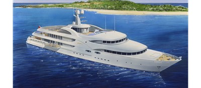ALTINEL 213' Steel 2 ALTINEL 213' Steel 2023 ALTINEL SHIPYARDS  Motor Yacht Yacht MLS #254341 2