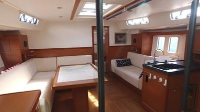 Aurore 5 Aurore 2012 HANSE Hanse 545 Sloop Yacht MLS #254408 5