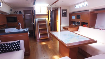 Aurore 6 Aurore 2012 HANSE Hanse 545 Sloop Yacht MLS #254408 6