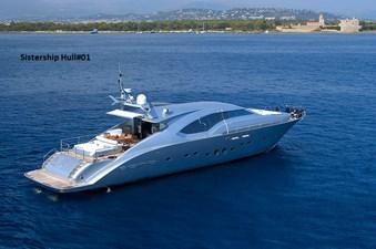 ALTINEL 92' 1 ALTINEL 92' 2021 ALTINEL SHIPYARDS  Motor Yacht Yacht MLS #254410 1