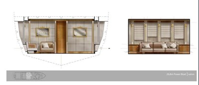 ALTINEL 92' 6 ALTINEL 92' 2021 ALTINEL SHIPYARDS  Motor Yacht Yacht MLS #254410 6