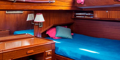 GIANNELLA 4 GIANNELLA 1966 SANGERMANI  Other Yacht MLS #254412 4