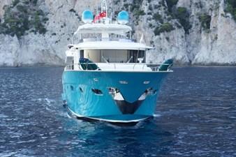 SANGRIA 2 SANGRIA 2012 APREAMARE MAESTRO 82 Motor Yacht Yacht MLS #254413 2