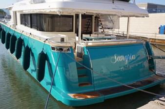 SANGRIA 3 SANGRIA 2012 APREAMARE MAESTRO 82 Motor Yacht Yacht MLS #254413 3