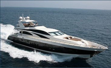 WHITE PEARL   1 WHITE PEARL   2011 ARNO LEOPARD Motor Yacht Yacht MLS #254414 1