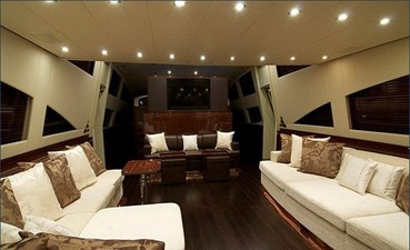 WHITE PEARL   2 WHITE PEARL   2011 ARNO LEOPARD Motor Yacht Yacht MLS #254414 2