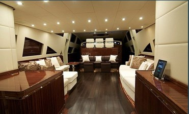 WHITE PEARL   3 WHITE PEARL   2011 ARNO LEOPARD Motor Yacht Yacht MLS #254414 3