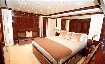 WHITE PEARL   4 WHITE PEARL   2011 ARNO LEOPARD Motor Yacht Yacht MLS #254414 4