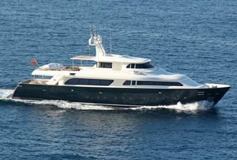 GIHRAMAR 2 GIHRAMAR 2001 CUSTOM LINE Navetta 30 Motor Yacht Yacht MLS #254423 2