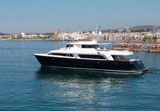 GIHRAMAR 3 GIHRAMAR 2001 CUSTOM LINE Navetta 30 Motor Yacht Yacht MLS #254423 3