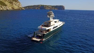 GIHRAMAR 7 GIHRAMAR 2001 CUSTOM LINE Navetta 30 Motor Yacht Yacht MLS #254423 7