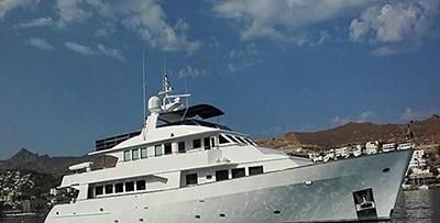 EAGLE TU 1 EAGLE TU 1997 TECNOMAR  Motor Yacht Yacht MLS #254456 1