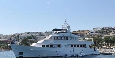EAGLE TU 2 EAGLE TU 1997 TECNOMAR  Motor Yacht Yacht MLS #254456 2