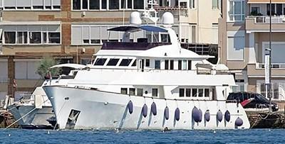 EAGLE TU 3 EAGLE TU 1997 TECNOMAR  Motor Yacht Yacht MLS #254456 3