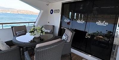 EAGLE TU 5 EAGLE TU 1997 TECNOMAR  Motor Yacht Yacht MLS #254456 5