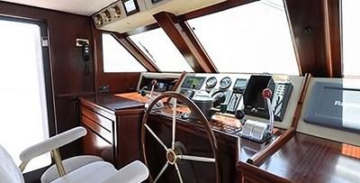 EAGLE TU 6 EAGLE TU 1997 TECNOMAR  Motor Yacht Yacht MLS #254456 6