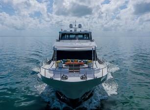2016 Ocean Alexander 100 Skylounge Sea N Sea 2