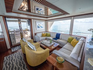 2016 Ocean Alexander 100 Skylounge Sea N Sea 13