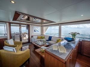 2016 Ocean Alexander 100 Skylounge Sea N Sea 18