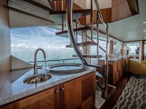 2016 Ocean Alexander 100 Skylounge Sea N Sea 22