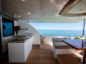2016 Ocean Alexander 100 Skylounge Sea N Sea 9