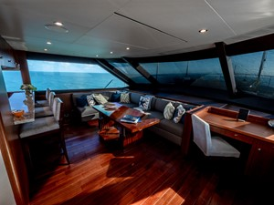 2016 Ocean Alexander 100 Skylounge Sea N Sea 28