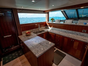 2016 Ocean Alexander 100 Skylounge Sea N Sea 26