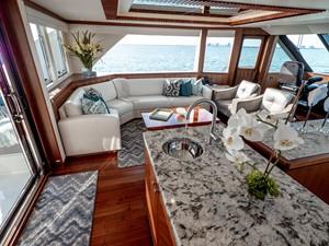 2016 Ocean Alexander 100 Skylounge Sea N Sea 35