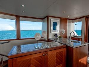 2016 Ocean Alexander 100 Skylounge Sea N Sea 34