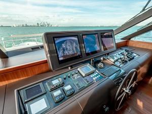 2016 Ocean Alexander 100 Skylounge Sea N Sea 32