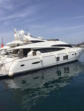 CANIBA 3 CANIBA 2010 PRINCESS YACHTS  Motor Yacht Yacht MLS #254512 3