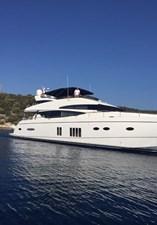 CANIBA 6 CANIBA 2010 PRINCESS YACHTS  Motor Yacht Yacht MLS #254512 6