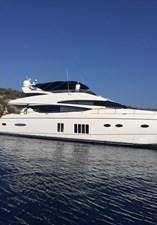CANIBA 4 CANIBA 2010 PRINCESS YACHTS  Motor Yacht Yacht MLS #254512 4