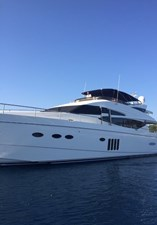 CANIBA 1 CANIBA 2010 PRINCESS YACHTS  Motor Yacht Yacht MLS #254512 1