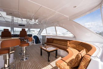 Flybridge Starboard