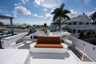 Boat Deck Settee