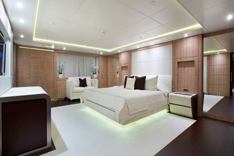 Master suite - Main deck