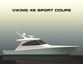 2021 VIKING 48 SPORT COUPE (TBD) 254571