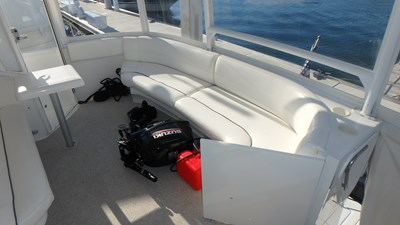 Outboard not included