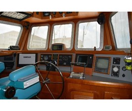 Pilothouse View