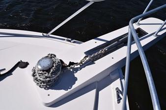 Bow Anchor Chain Detail